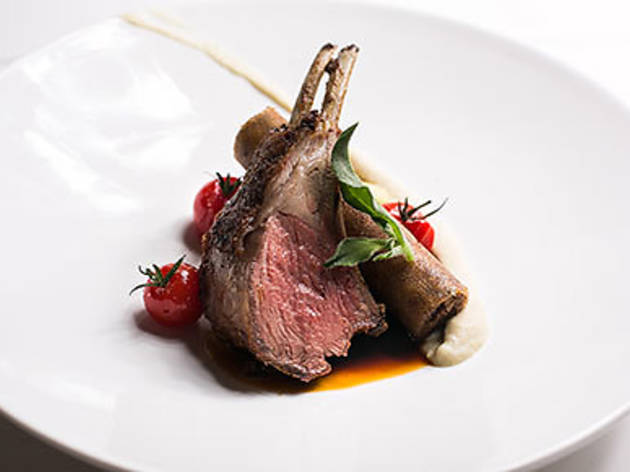 Dorper Lamb & Domaine de L'Hortus Wine Dinner
