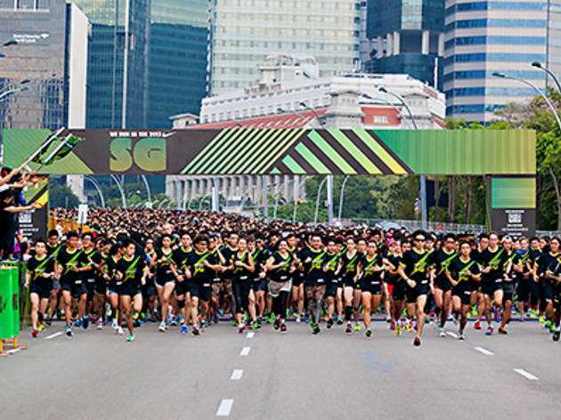 Nike We Run SG 2013: Run Your Registration