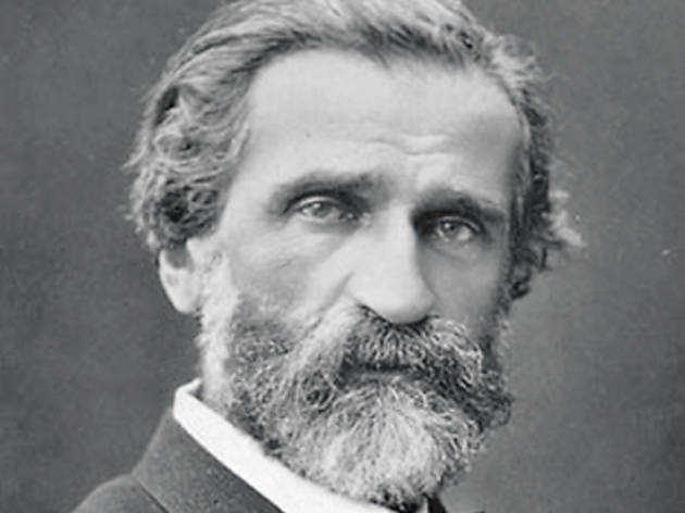 Verdi's 200th anniversary