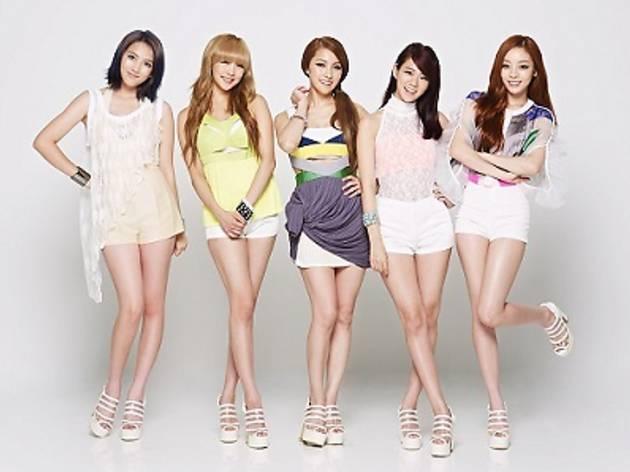 MBC Korean Music Wave (CANCELLED)