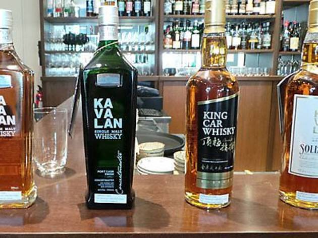 Kavalan masterclass with Whisky Live