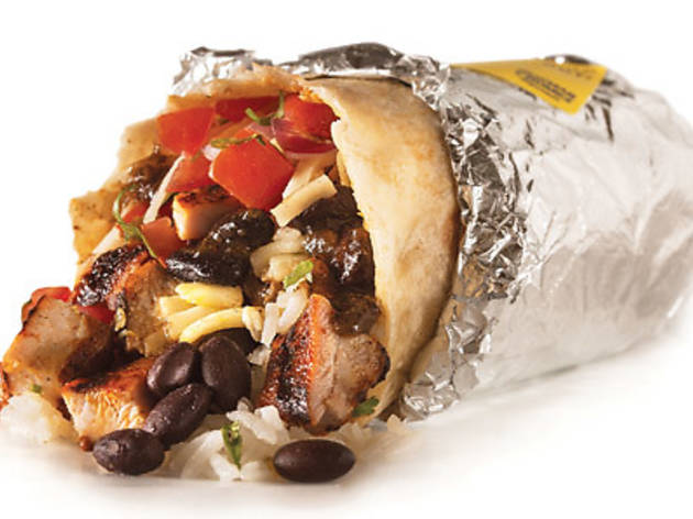 Guzman y Gomez: Free Burrito Day