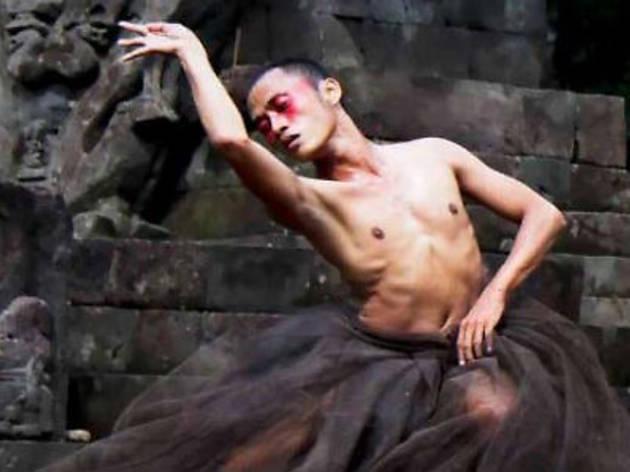 Maya Dance Theatre : CReations 2013-In Between