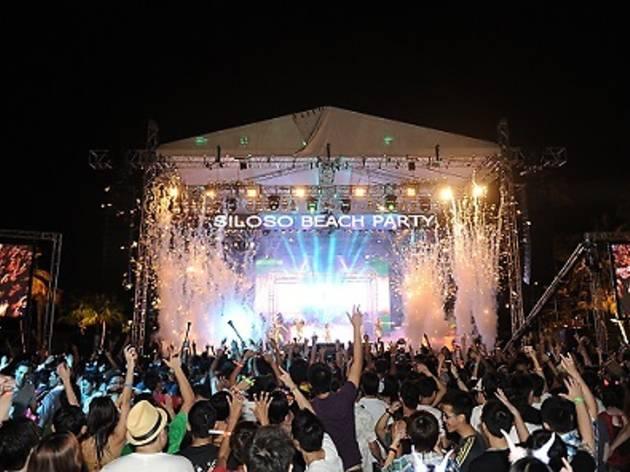 Siloso Beach Party 2013