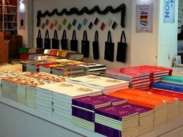 Epigram Books Christmas Pop Up Store