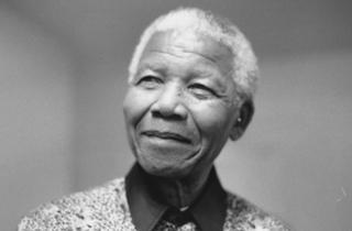 Memorial for Nelson Mandela