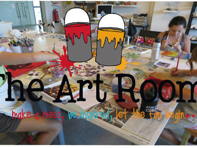 The Art Room Christmas Kids Workshops