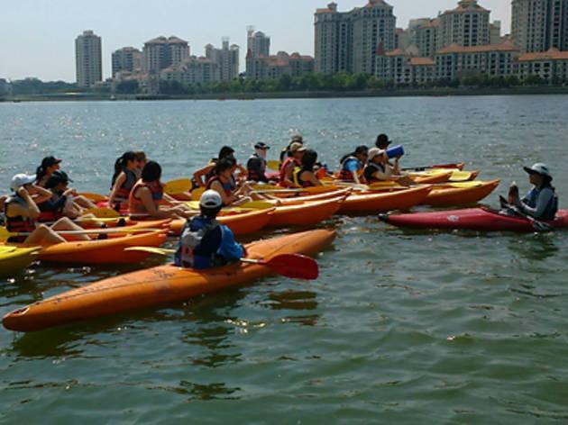 Singapore Canoe Marathon