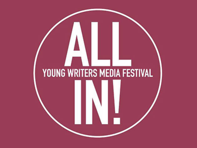 All-In! Young Writers Media Festival 2014