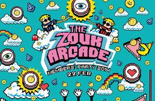 The Zouk Arcade