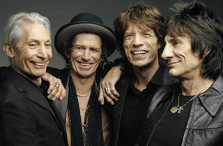The Rolling Stones: 14 On Fire