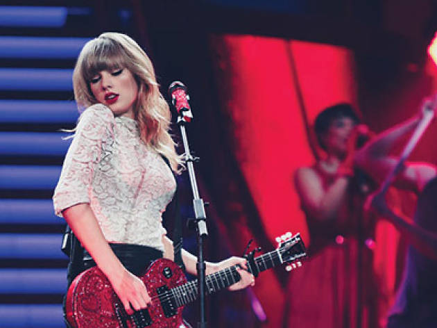 Taylor Swift: The Red Tour