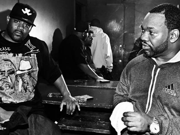 Solid Gold: Ghostface Killah + Raekwon of Wu-Tang Clan