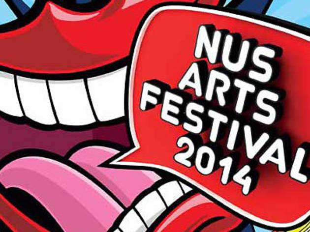 NUS Arts Festival 2014