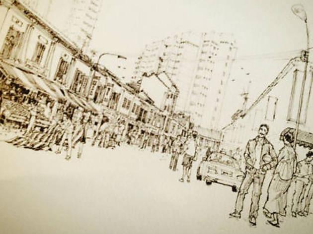 Neighbourhood Sketches