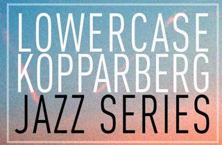 Lowercase Kopparberg Jazz Series 2014
