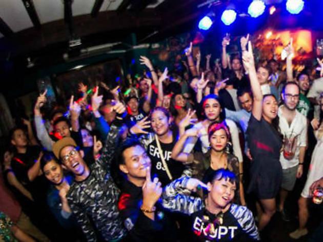 Rewind Shophouse Party