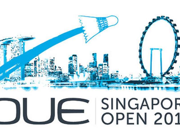 OUE Singapore Open 2014