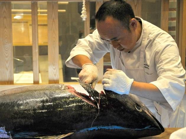 Bluefin Tuna Cutting Ceremony by Shokutsu 10