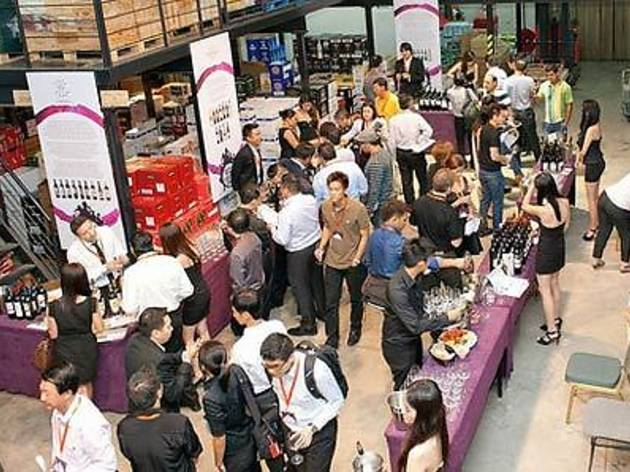 World of Wines 2014