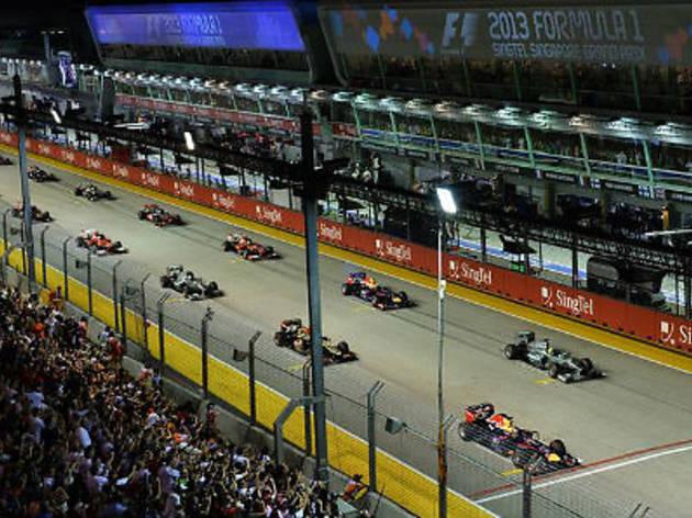 2014 Formula 1 Singapore Grand Prix