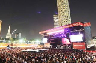 F1 Concerts 2014