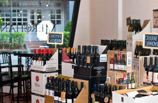 Merchants and Schwarz Wine Company Unique Wine Tasting Event