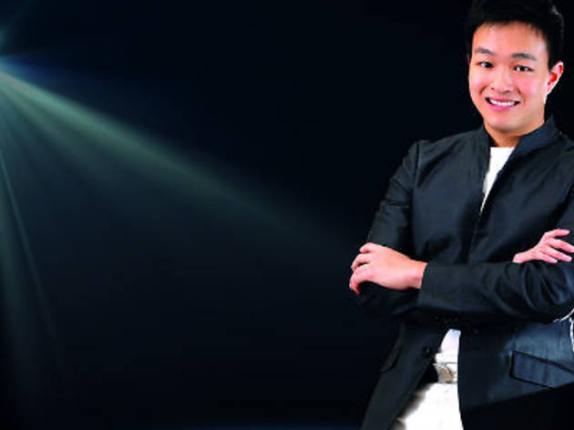 Shaun Choo: Shimmering Sounds of the Soul