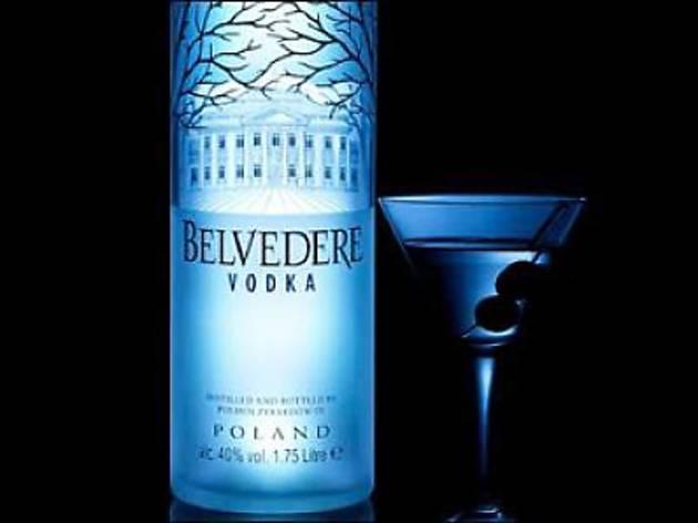 Belvedere Silver Sabre Suites