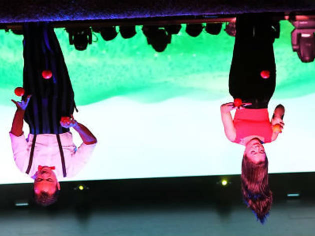 The Upside Down Act