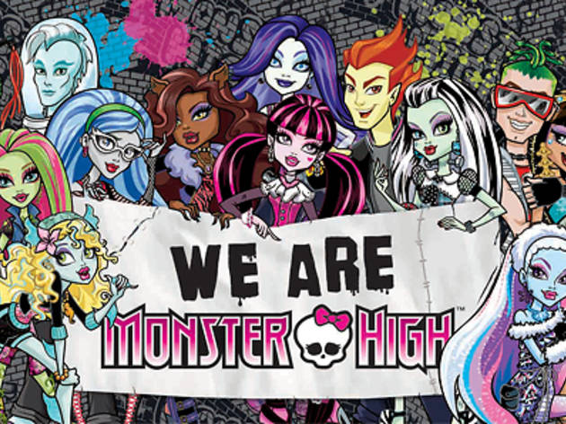 We are Monster High!
