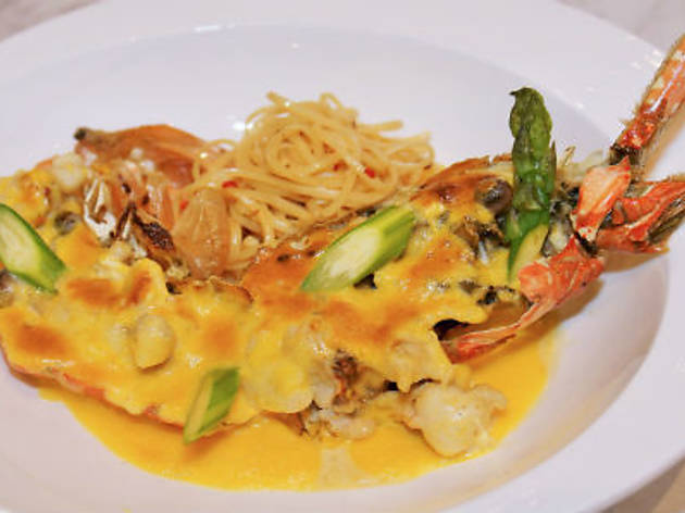 Father's Day at Le Cuisine