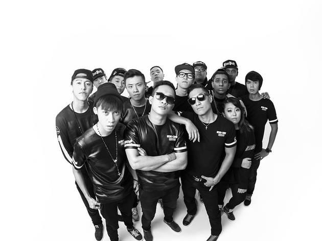 Grizzle Grind Crew: Yfest 2014