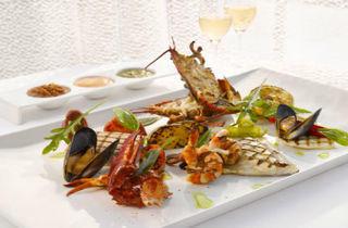 LaBrezza Mediterranean Seafood Barbecue