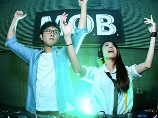 M.O.B. with Lincey & Tinc