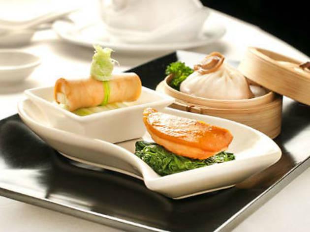 Abalone Delights at Min Jiang @ One North