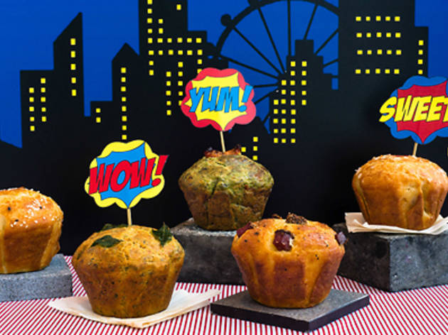 SuperMuffins launch