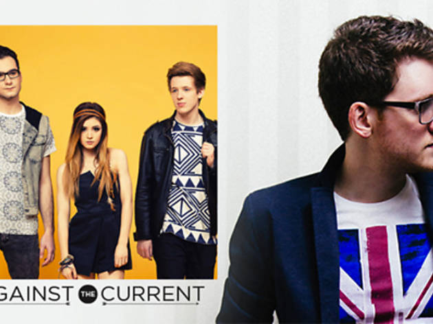 Alex Goot & Against The Current