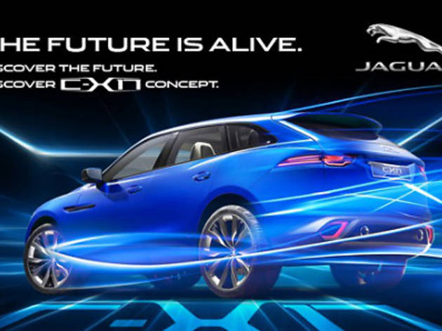Discover The Future with Jaguar