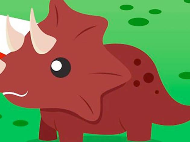 Baby Dino Picnic