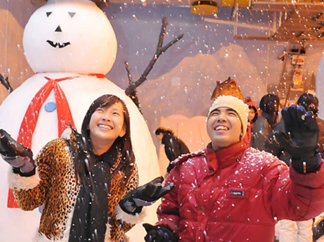Snow City celebrates National Day