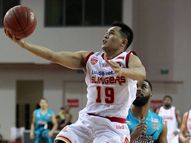 ASEAN Basketball League: Singapore Slingers vs Westsports Malaysia Dragons