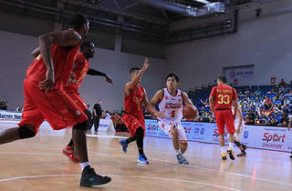 ASEAN Basketball League: Singapore Slingers vs Indonesia Warriors