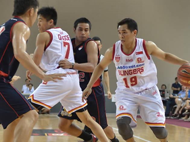 ASEAN Basketball League: Singapore Slingers vs Indonesia Warriors
