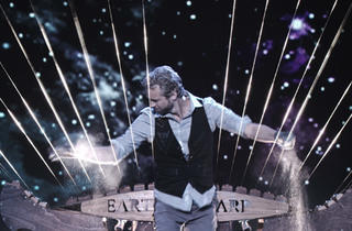 Earth Harp by William Close