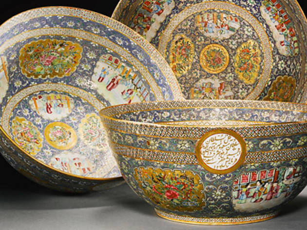 China Mania! The Global Passion for Porcelain, 800-1900