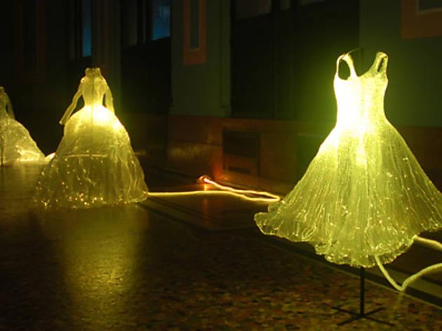 Dresses of Memory by Taegon Kim
