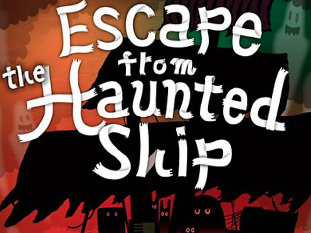 Escape the Haunted Ship