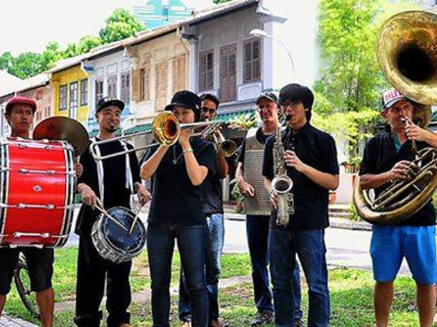 Roving Brass Bands by Timbre Music
