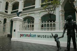 Singapore Night Festival at Peranakan Museum